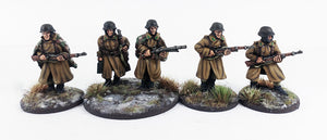 Hungarian Rifle Squad B - Winter Uniform