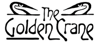The Golden Crane Logo