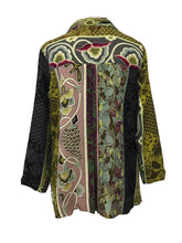 Load image into Gallery viewer, Queen's Jacket in Silk