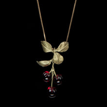 Load image into Gallery viewer, Morello Cherry Necklace