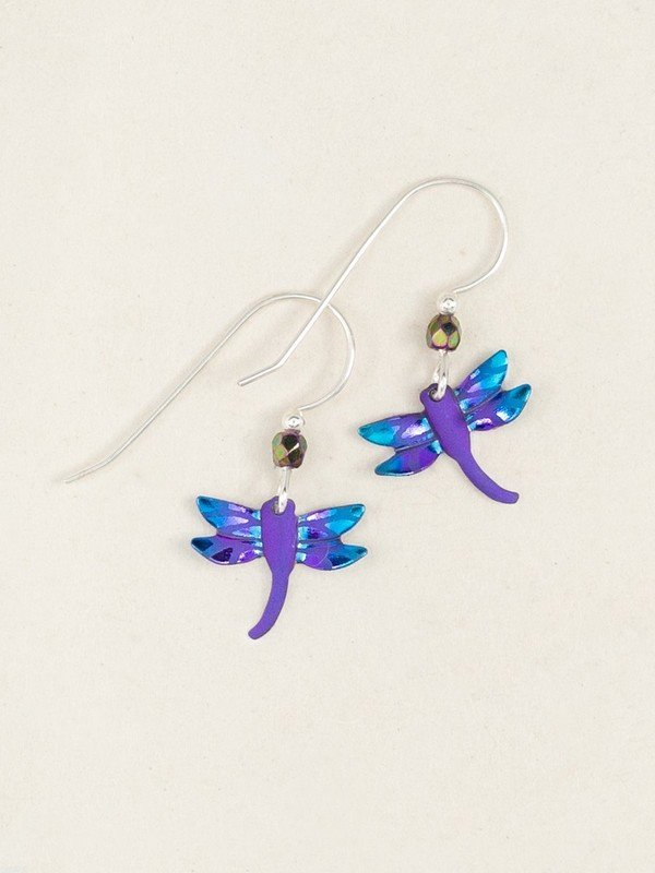 Dragonfly Earrings, Multiple Colors