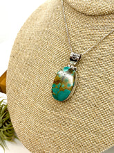 Load image into Gallery viewer, Roystone Turquoise Pendant