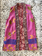 Load image into Gallery viewer, May Kantha Vest