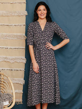 Load image into Gallery viewer, Aditi Moonrise Wrap Dress