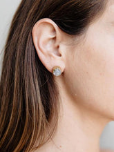 Load image into Gallery viewer, Florence Studs, Gold