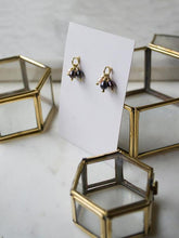 Load image into Gallery viewer, Pippa Earrings, Pearls and Gold