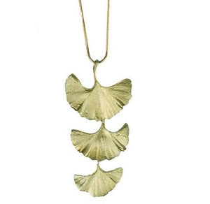 Ginkgo Shower Pendant