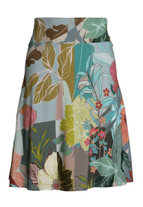 Flippy Skirt, Retro Floral