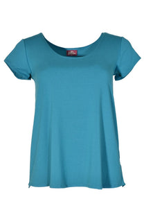 Cora Tee - Solid, Multiple Colors