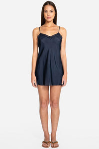Medium Slip, Navy Blue