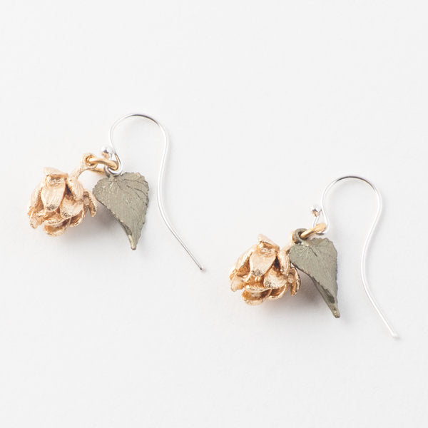 Petite Hops Earrings