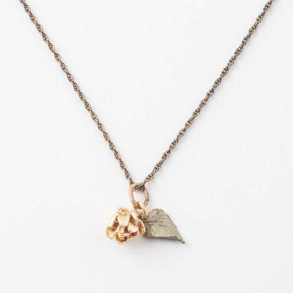 Petite Hops Necklace