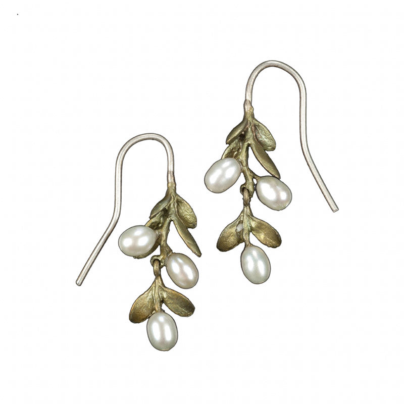 Boxwood Earrings