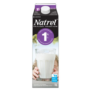 Lait 1% finement filtré 1 L