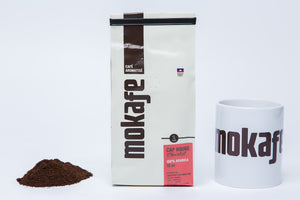 Cap Rouge Chocolate-100% Arabica - 283gr