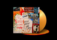 Sports Team - Deep Down Happy (Orange Vinyl)