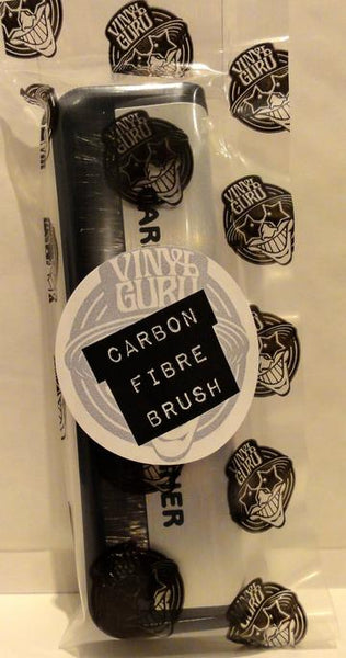 Vinyl Guru Carbon Fibre Record Cleaning Brush