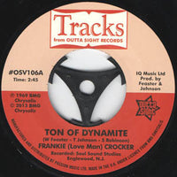 Frankie Crocker/Ton Of Dynamite  (b) Willie & Mighty Magnificents/Funky 8 Corners