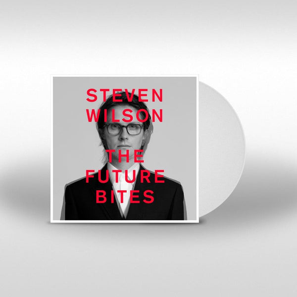 Steven Wilson - The Future Bites (Indies Only Limited White Vinyl)