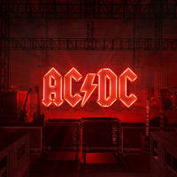 AC/DC - Power Up (Black vinyl)