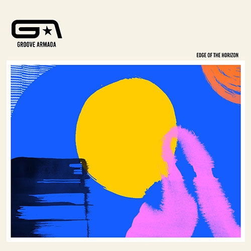 Groove Armada - Edge Of The Horizon (2LP)  PRE-ORDER