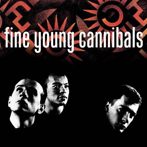 Fine Young Cannibals - Fine Young Cannibals (limited red LP)  PRE-ORDER