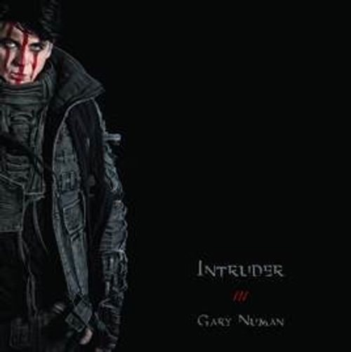 Gary Numan - Intruder (limited indies only red 2LP)  PRE-ORDER