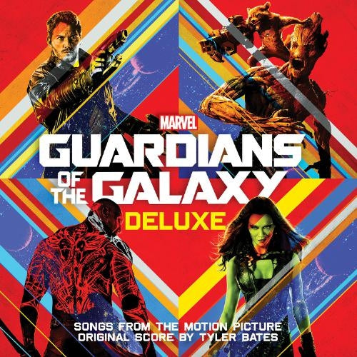 Guardians Of The Galaxy Volume 1 Deluxe - OST