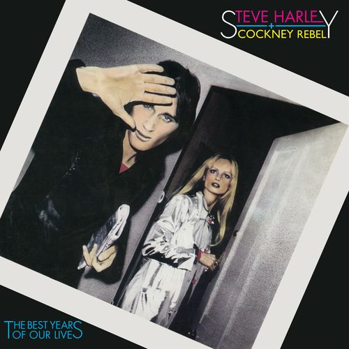 Steve Harley & Cockney Rebel - The Best Years Of Our Lives (45th anniversary blue and orange 2LP) PRE-ORDER