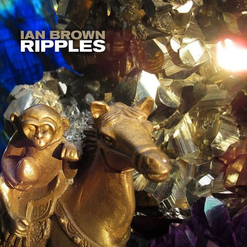Ian Brown - Ripples (White Vinyl)