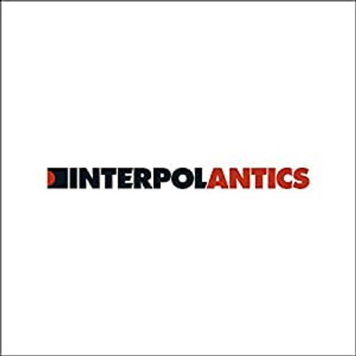 Interpol - Antics ( limited white LP)  PRE-ORDER
