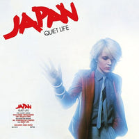 Japan - Quiet Life (remastered limited red LP)