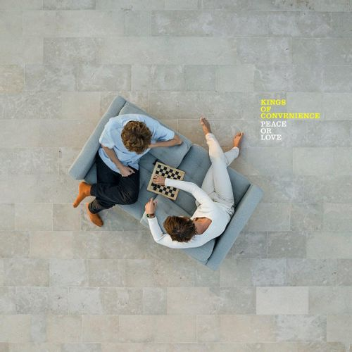 Kings Of Convenience - Peace Or Love (limited lp in gatefold + download)  PRE-ORDER