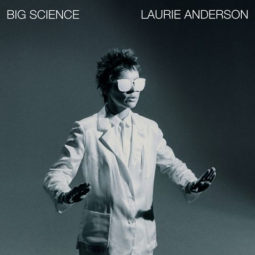 Laurie Anderson - Big Science (high performance red vinyl)