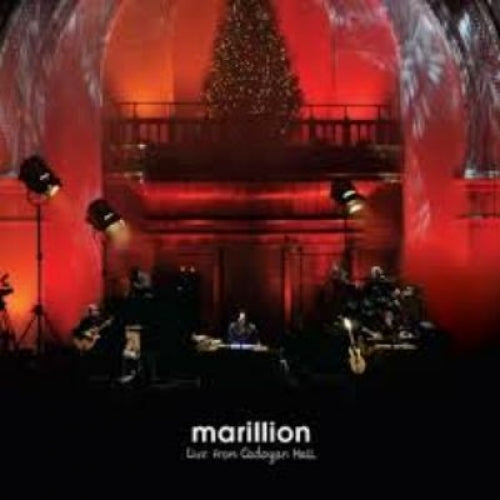 Marillion - Live From Cadogan Hall  (Red 4LP set)   PRE-ORDER