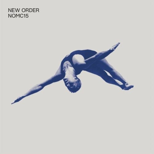 New Order - NOMC15 (2LP Live Brixton Academy 2015 Greatest Hits)