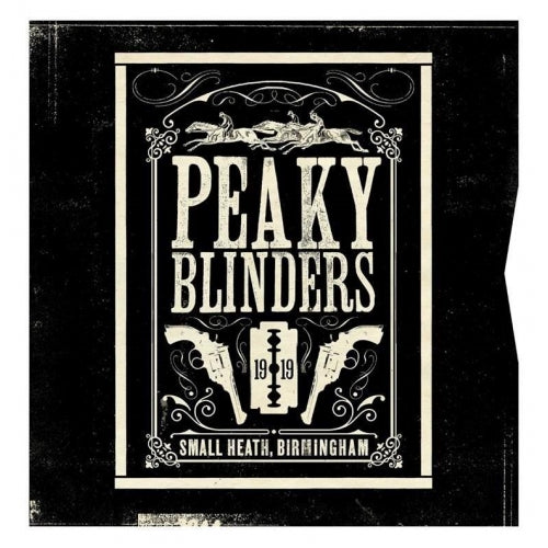 Peaky Blinders Series 1 to 5 - OST (3LP)