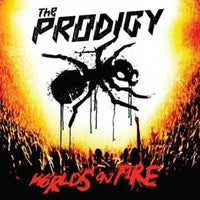Prodigy - World's On Fire (Live MK Bowl 2010) 2LP plus download  PRE-ORDER