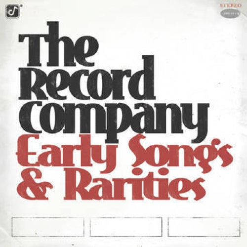 Record Company - Early Songs & Rarities