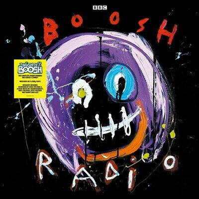 Mighty Boosh - Complete Radio Sessions (black vinyl)
