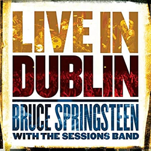 Bruce Springsteen - Live In Dublin (3LP)
