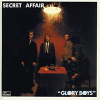 Secret Affair - Glory Boys (Clear Vinyl)