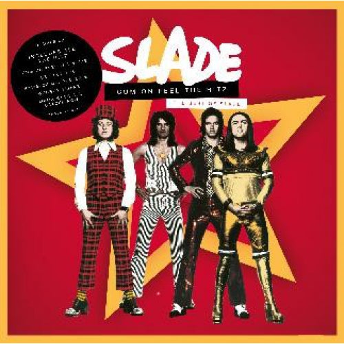 Slade - Cum On Feel The Hitz (Best Of Slade 2LP)