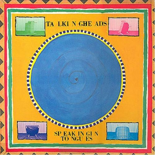 Talking Heads - Speaking In Tongues (sky blue vinyl re-issue)