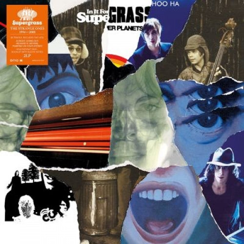 Supergrass - The Strange Ones 1994 To 2008 (2LP Greatest)