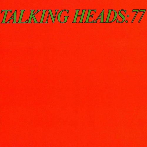 Talking Heads - Talking Heads 77 (Limited Rocktober translucent green vinyl)  PRE-ORDER