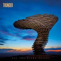 Thunder - All The Right Noises (2LP galaxy colour vinyl in gatefold )