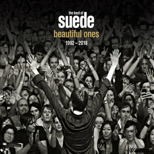 Suede - The Beautiful Ones, Best of 1992 to 2018 (2LP clear vinyl indie exclusive)