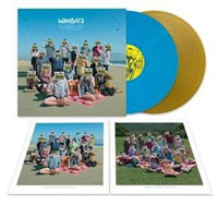 Wombats - This Modern Glitch (10th anniversary edition 2LP gold, blue vinyl plus art print)  PRE-ORDER