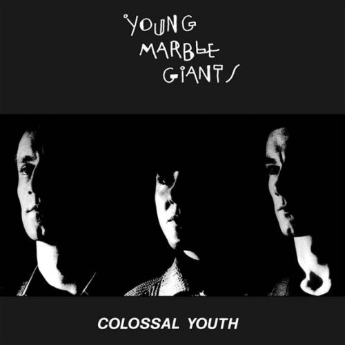 Young Marble Giants - Colossal Youth ( indies clear 2LP plus dvd, booklet and download)